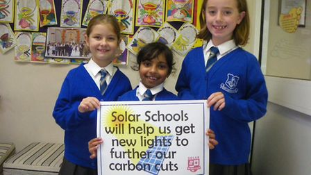 Our Lady of Grace Catholic Junior School will launch fundraising activities to raise £15,000 for sol
