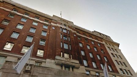 Philip Spence attacked the three sisters at the Cumberland Hotel (Pic credit Google Streetview)