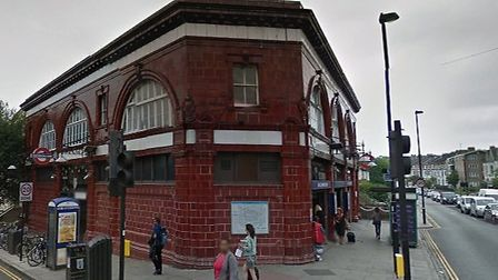 Tufnell Park station could close for lift repairs Pic: Google