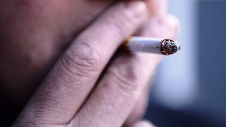 Smokers can swap their cigarettes for a gym pass (Pic credit: PA)