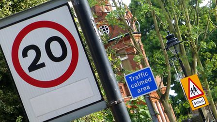 Islington's 20mph speed limit will be enforced by police for the first time