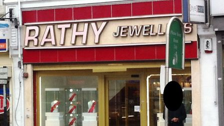 Rathy Jewellers Limited in Ealing Road, Wembley