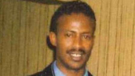 Omer Jama Abdi, pictured, died after being viciously assaulted in Wembley