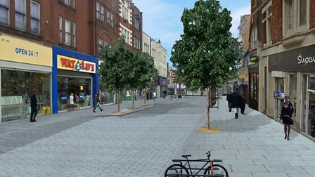 How Harlesden will look once the regeneration is completed