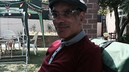 Peter Chaudhry, 52, is often in the Finsbury Park area