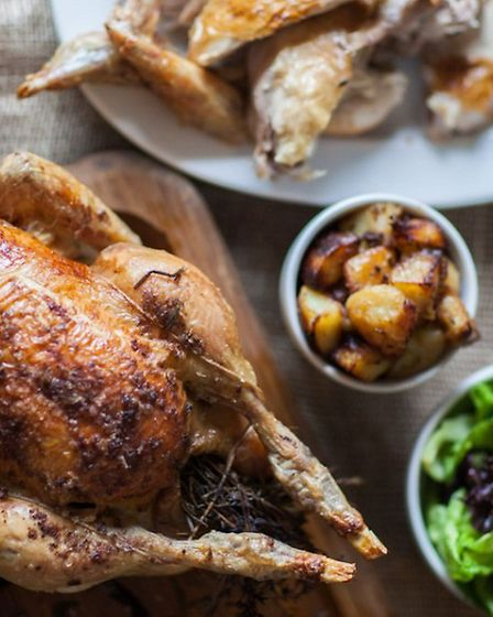 It's all about the chicken at Le Coq.
