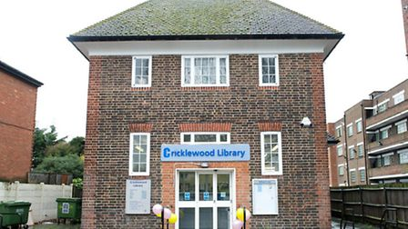 Cricklewood Library will be redevelped