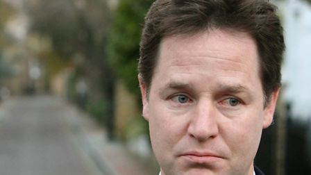 Deputy Prime Minister Nick Clegg has been branded an 'idiot' by Islington MP Emily Thornberry . Pict