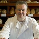 Baker Paul O'Brien. Paul is one of the main people behind the re-opening of cally market on Saturday
