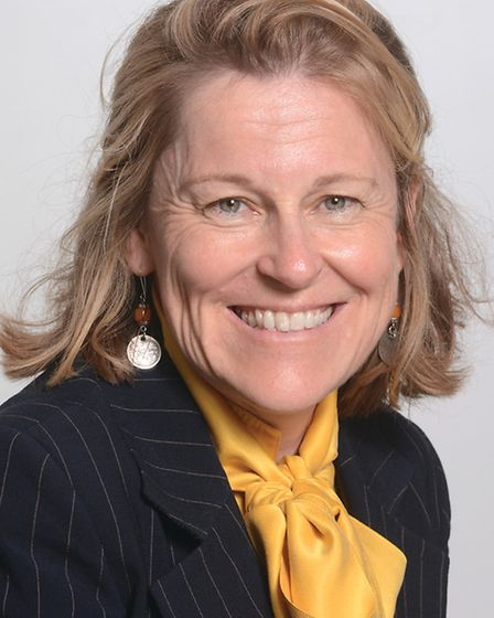 Cllr Helen Carr is the only Lib Dem left in the borough