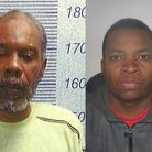 Rodney Lloyd, left, was jailed for 11 years and Jermaine Mitchell was sentenced to 10 years (Pic c