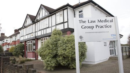 Law Medical Group Practice Harrow Road branch (pic credit: Jan Nevill)