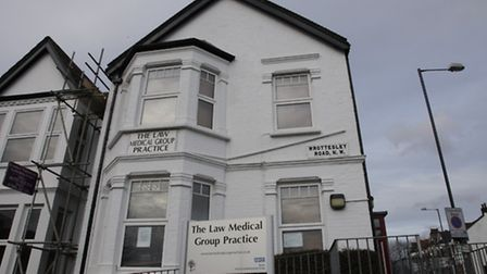 Law Medical Group Practice Wrottesley Rd branch (pic credit: Jan Nevill)