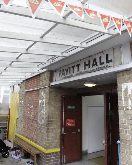 Trustees are currently being selected for Pavitt Hall