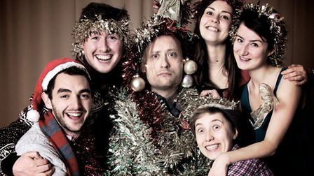A Christmas Carol at the Old Red Lion