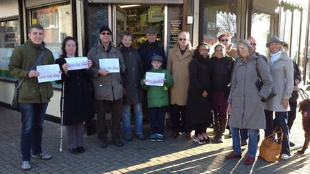 Community in Kensal Rise win fight to save C& D Food and Wine on College Road
