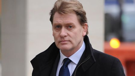 MP Eric Joyce who has been charged with two counts of common assault and one count of criminal damag