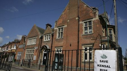 Kensal Rise Library failed to reach its guide price