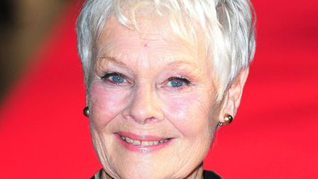 Dame Judi Dench. Picture: PA/Ian West.