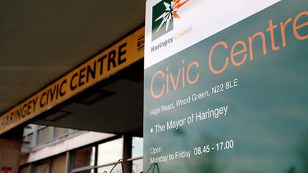 Haringey Council wont say where the death occured Picture: Katie Collins/PA Archive