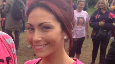 Keeley Mulvey running to raise cash for cancer research before her own battle with the disease