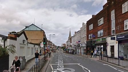 The victim was in Chamberlayne Road, pictured, when he was chased (Pic credit: Google streetview)