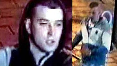 Police would like to speak to these two men