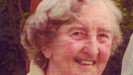 Molly Morgan was attacked in January 2009