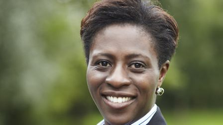 Headteacher Diana Osagie is a governor at the University of Arts, London, alongside Mr Perry