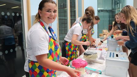 The artistic talents of students at Pakefield High School will be celebrated at Creatifest. Students