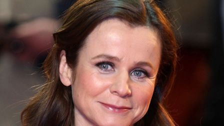File photo dated 08/01/12 of Emily Watson, who has been awarded an OBE after being named in the New