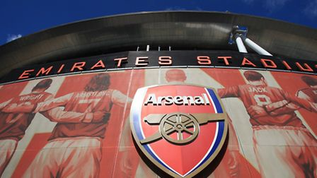 A man was arrested on suspicion of having fake UEFA passes before Arsenal'ss Champions league game a