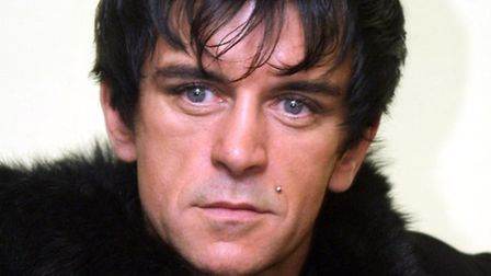 Steve Strange in 2002. The New Romantic pioneer has died of a heart attack in Egypt at the age of 55