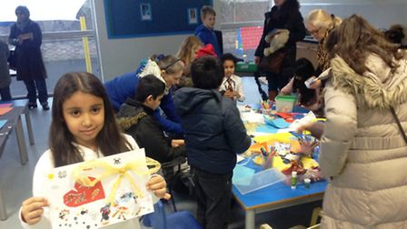 Preston Library Campaign celebrated National Libraries Day with fun activities