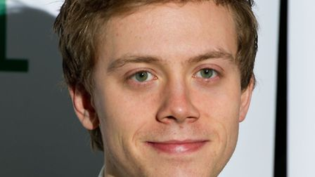 Owen Jones was in Harlesden to support Brent Fightback's anti cuts campaign Pic credit: PA