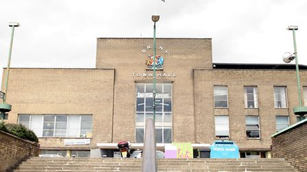 Scenes from The Theory of Everything was shot in Brent Town Hall