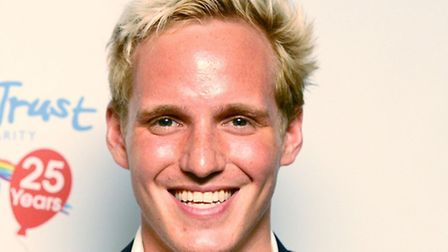 Comic Relief: Made in Chelsea star Jamie Laing is heading to IAMS in Finsbury Park Pic; PA/Ian West