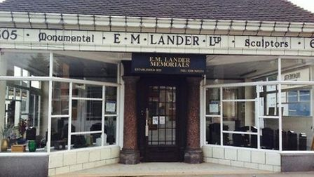 Landers has been made a Grade II listed building
