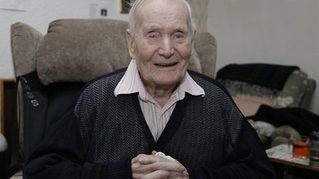 Robert Clark faces being forced into a care home (Pic credit: Jan Nevill)