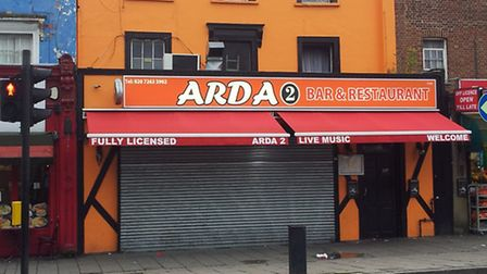 Arda 2, in Seven Sisters Raod, Holloway, has closed down after a massive cocaine bust