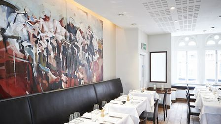 The Providores, Marylebone, by Jonathan Gregson