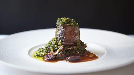 Beef and Pesto, picture by Jonathan Gregson