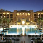 The resort boasts 500 rooms and suites