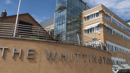 The Whittington has backed a campaign to get staff to introduce themselves properly to patients Pic: