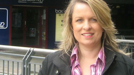 Lynne Glover, manager of the N1 Centre