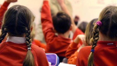 Fewer pupils are persistant absentees from school. Picture: PA (Barry Batchelor)