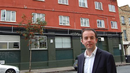 Cllr James Murray: 'Concerned