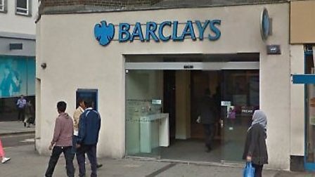 Barclay's Bank in Wenbley High Road (Pic credit: Google streetview)