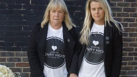 Linda Robson and Claudia Hicks launch Henry Hicks Foundation