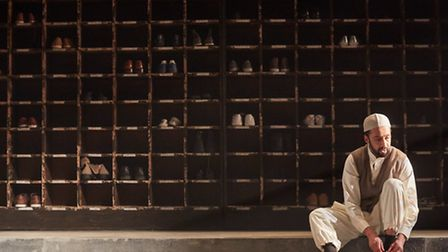 Multitudes By John Hollingworth Directed by Indhu Rubasingham at The Tricycle Theatre Director: In